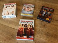 Desperate Housewives season 1 3 4 & 5