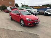 Vauxhall Astra 2.0CDTi 16v ( 165ps ) ( s/s ) Sport Tourer Elite ESTATE - 2014 64