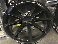 """19"""" alloy wheels Alloys Rims tyres tyre 5x112 Mercedes Audi seat skoda Vw Volkswagen"""