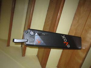 Batteries lithiym-ion 96v.600w. pour velo électriques Evox .
