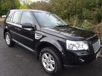 Land Rover Freelander 2 2.2Td4e ( 158bhp ) 4X4 2010MY GS ONE LADY OWNER PLUS DEALER