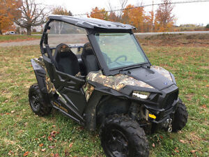 2016 POLARIS 900 RZR TRAIL WITH EPS...FINANCING AVAILABLE