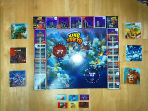 King Of Tokyo Score/Health Tracker Replacement For KOT Game.