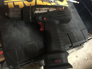 Used snap on 18 volt bare drill
