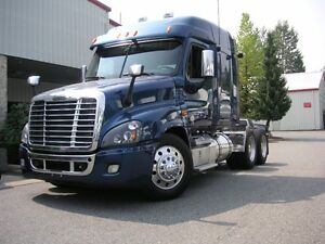 2011 Freightliner Cascadia Mid Roof