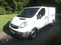 VAUXHALL VIVARO 2.9 T 1.9 CDTI SWB 6 SPEED 56 REG 65K DIRECT BT