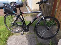 Apollo Belmont hybrid bike