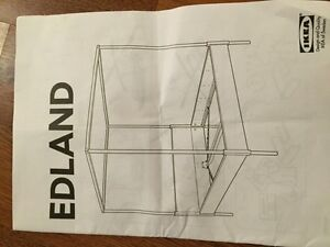 New IKEA bed frame