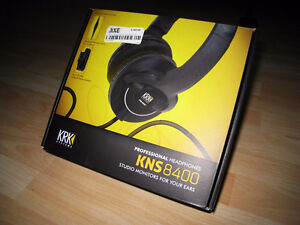 KNS 8400 BRAND NEW STEREO HEADPHONES!