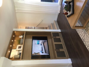 Brand new 4bed, 3.5 bathroom townhouse in South Surrey for rent