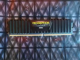 8Gb Corsair vengeance lpx DDR4 3200MHz ram