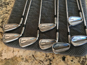 """Ping """"i"""" Irons  (Left) - Almost New (paid $1425)"""