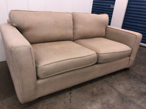 Beige COUCH  -  Delivery