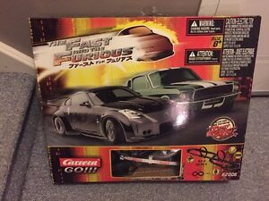 Fast and the Furious Race Car Set London Ontario image 1