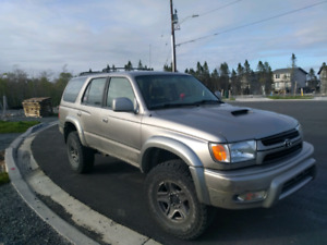 2002 TOYOTA 4Runner BADLANDS addition