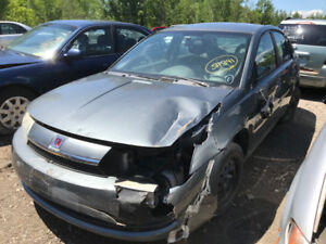 2004 Saturn ION  ** FOR PARTS ** INSIDE & OUTSIDE **
