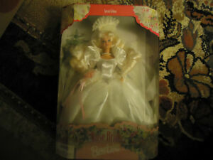 Rose Bride Barbie  COLLECTABLE   MINT CONDITION London Ontario image 5