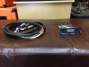 Carte Yamaha MY8-DA96 8 Output
