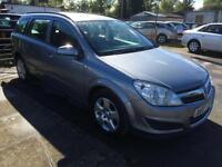 2007 Vauxhall/Opel Astra 1.7CDTi 16v ( 100ps ) Club DIESEL ESTATE 65k FSH