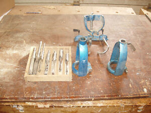 Hollow Chisel Mortising set Stratford Kitchener Area image 1