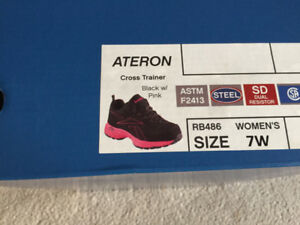 Safety Shoes Woman for Sale
