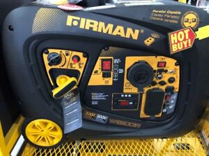 Firman 3000 watt generator inverter