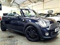 2013 MINI Convertible 1.6 One (Salt pack) 2dr