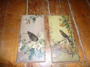 peinture sur bois ancien,NOUVEAU PRIX
