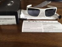 Like new Oakley Crankshaft $155 new Build & price at http://ca