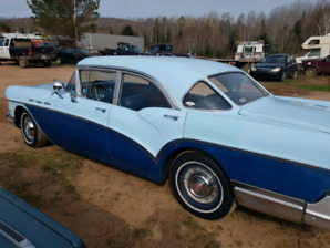 1957 Buick special (new price)