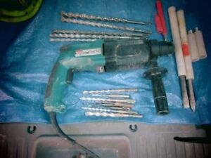 Makita Hammer Drill/Chisel