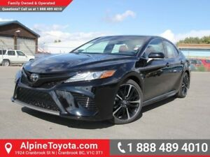 2018 Toyota Camry XSE V6  - Navigation -  Sunroof