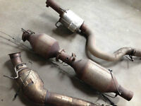 DELETE KIT?? $$$ for PARTICULATE FILTERS AND CATALYTIC CONVERTOR