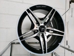 "Mercedes Benz wheels new in box17"" or  18"""