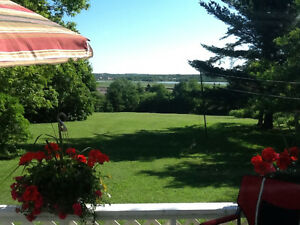 Bungalow on 2 acres for rent in Riverview