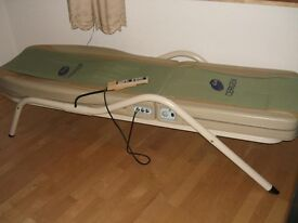 Automatic Thermal Massage bed made by Ceragem