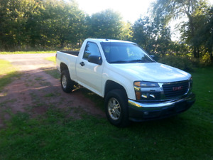 2012 gmc canyon 4x4