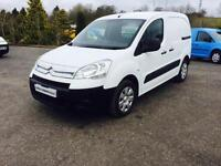 2012 CITROEN BERLINGO 850 ENTERPRISE L1 HDI 3 SEATER PANEL VAN