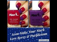 Mark Gel Nail Enamel -Now Half Price £3.50