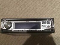 Aiwa CDC-R504MP CD Player/MP3 In Dash Receiver