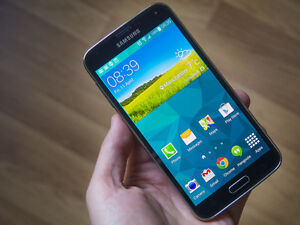 Samsung Galaxy S 5 comme neuf