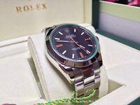 Men's Rolex Milgauss Swiss ETA 2836