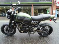 KAWASAKI Z900RS RETRO STYLE WITH ALL THE MODERN TECHNOLOGY