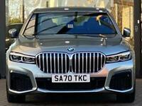 2020 BMW 730D XDRIVE M SPORT Auto Saloon Diesel Automatic
