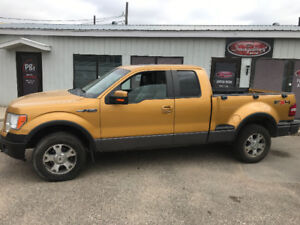2009 Ford F-150 FX4 STEPSIDE  ///HEATED LEATHER//SUNROOF\\\