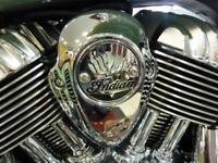 Indian Chief Vintage Two-Tone MINT 6116miles EX SHOWBIKE