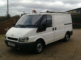Ford Transit 300 SWB EX BT SUPER LOW MILES 49000
