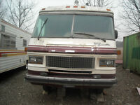 1984 THE EXECUTIVE 35' MOTORHOME (CHEVY)