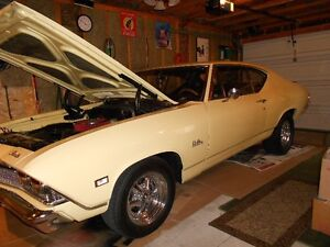 1968 Chevelle hood for sale. Cambridge Kitchener Area image 5