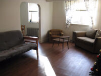 Spacious 1 Bedroom Character Apartment Downtown for Rent Jan. 1